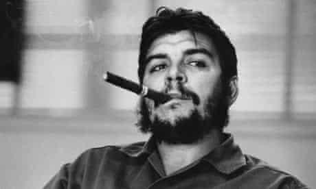 Rene Burri's photograph of Che Guevara, for My Best Shot