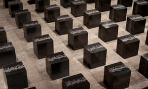 Idris Khan, Seven Times (2010), on show at Victoria Miro gallery
