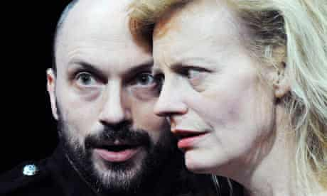 Will Keen as Macbeth and Anastasia Hille as Lady Macbeth