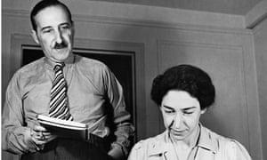 Stefan and Elisabeth Zweig