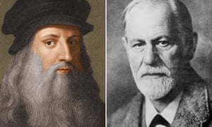 Leonardo da Vinci and Sigmund Freud