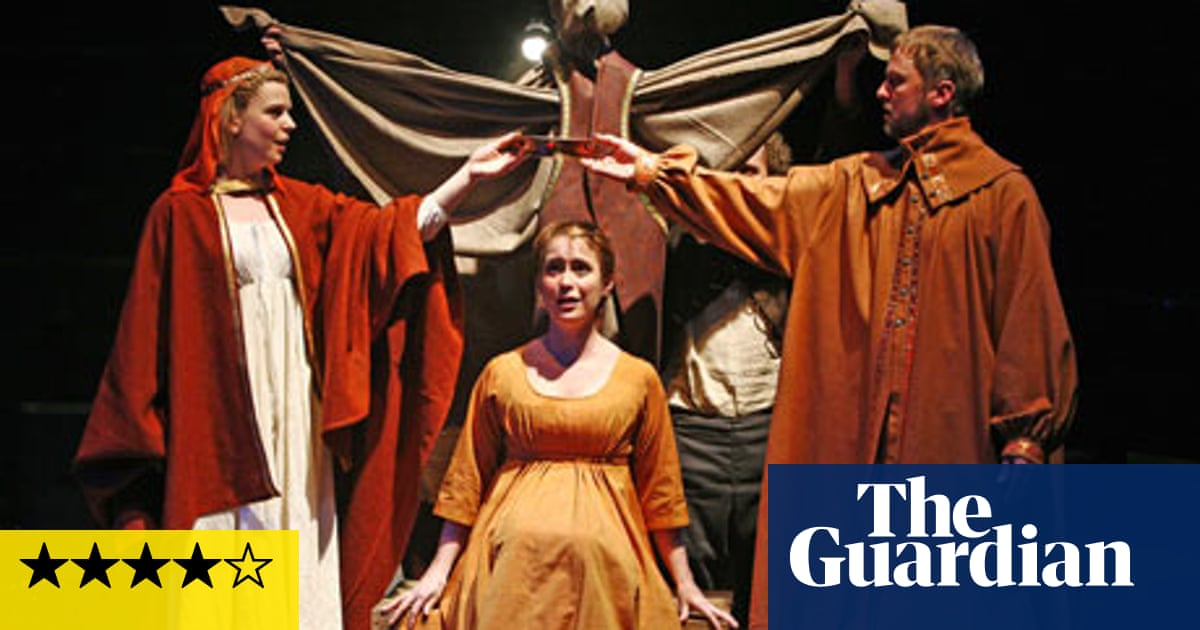 The Canterbury Tales | Theatre review | Books | The Guardian