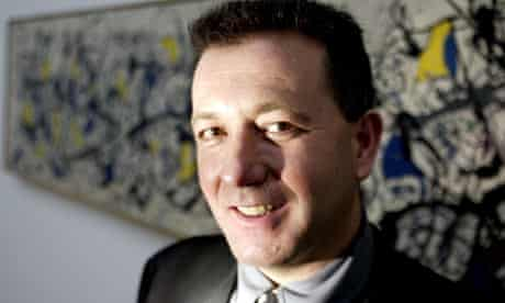 Vicente Todoli, new director of Tate Modern