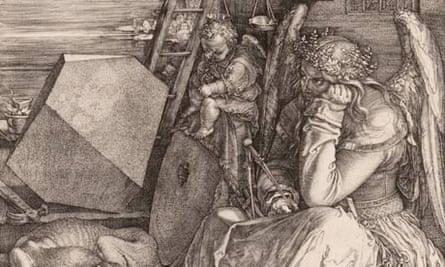 Albrecht Durer: Melencolia I (1514)