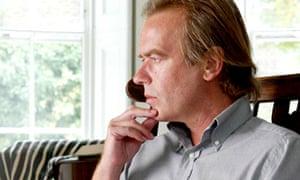 Author Martin Amis