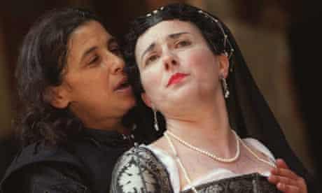 Kathryn Hunter as Richard III