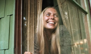 Joni Mitchell in 1970