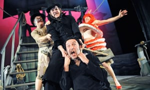 Moby Dick at the Lyric Hammersmith, London