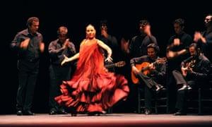 Elena Algado in La Leyenda by Ballet Nacional de Espana
