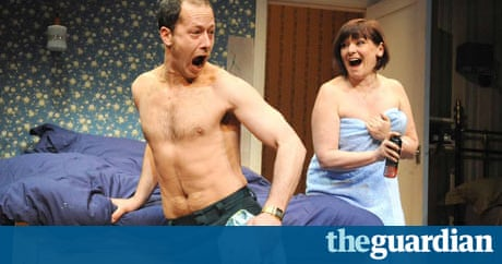 bedroom farce.  Bedroom Farce Theatre reivew Stage The Guardian