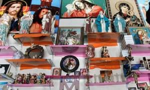 Coptic religious paraphernalia