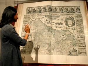 The Klencke Atlas (c1660) at the British Library