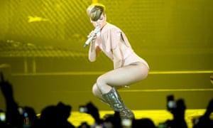 Rihanna Performs At The 02 Arena