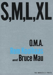 Rem Koolhaas and OMA's S,M,L,XL.