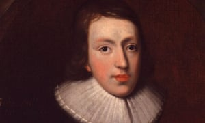 John Milton, author of Paradise Lost