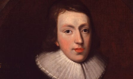 John Milton, author of Paradise Lost