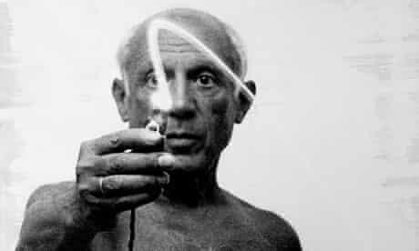 Artist Pablo Picasso