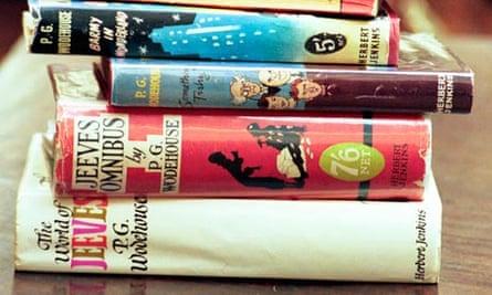 PG Wodehouse books