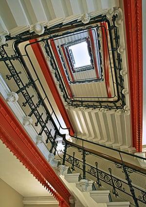 St Pancras: St Pancras Chambers