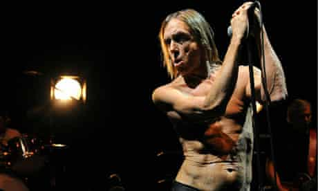 Iggy And The Stooges Perform 'Raw Power' At The Apollo