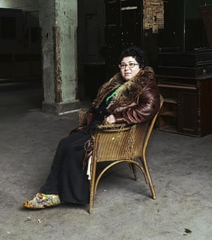 Turner prize 2010: Angela de la Cruz