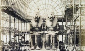 Print of Great Exhibition 1851 at the Crystal Palace
