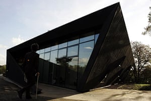 Maggie's Centres: Maggie's Centre Fife by Zaha Hadid
