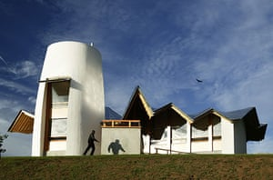Maggie's Centres: Maggie's Centre Dundee by Frank Gehry