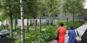 Maggie's Centres: Maggie's Centre Gartnavel, design by Rem Koolhaas