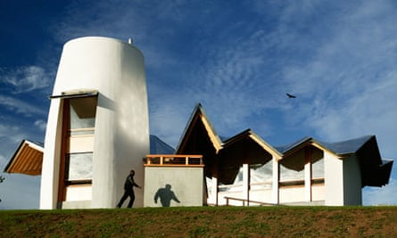 Maggie's Centre Dundee by Frank Gehry