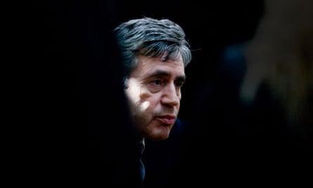 Gordon Brown 2010