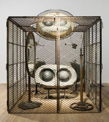 Cell (Eyes and Mirrors), 1989-93.