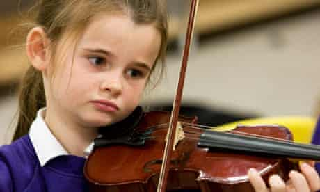 Sistema Scotland, a music education project in Stirling