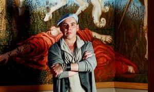 Javier De Frutos, choreographer, at Shakespeare's Globe