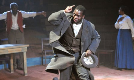 Joe Turner's Come and Gone at the Young Vic Theatre