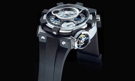 C1 Tourbillon Gravity by Concord