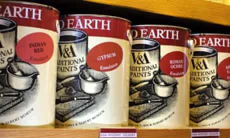 Fired Earth company