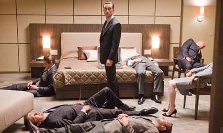 Christopher Nolan's Inception.