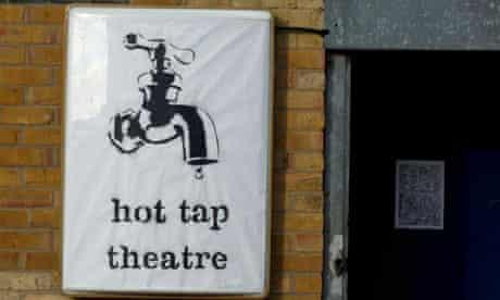 Hot tap theatre