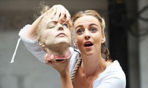 Miranda Raison as Anne Boleyn