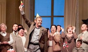 The Bolshoi's Eugene Onegin