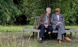 John Cox and David Hockney