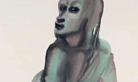 Marlene Dumas - Bronze Meryl