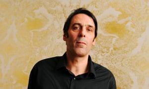 Richard Wright, winner of Turner Prize 2009