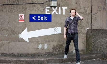 Tom Lamont experiences the show En Route