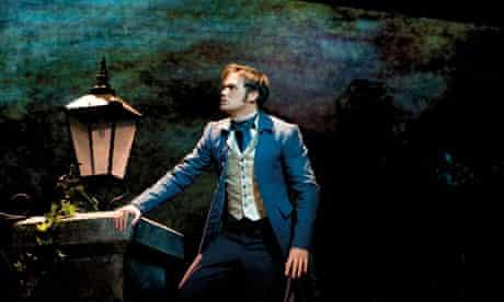 Gareth Gates as Marius - Les Miserables at the Barbican