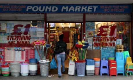 Pound store