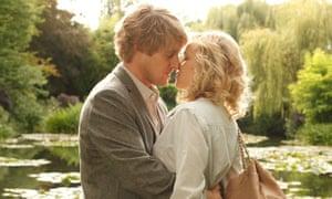 Owen Wilson and Rachel McAdams in Woody Allen's Midnight in Paris