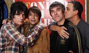 The Stone Roses Announce Live Dates