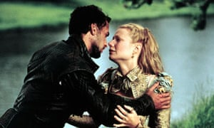 Joseph Fiennes and Gwyneth Paltrow in Shakespeare in Love (1998)